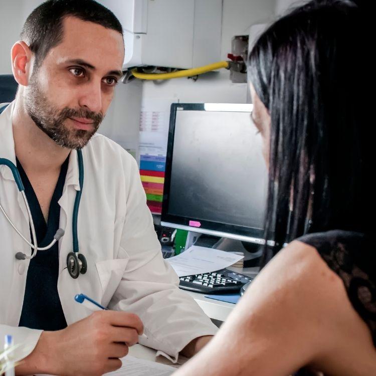 preguntas personales en el médico